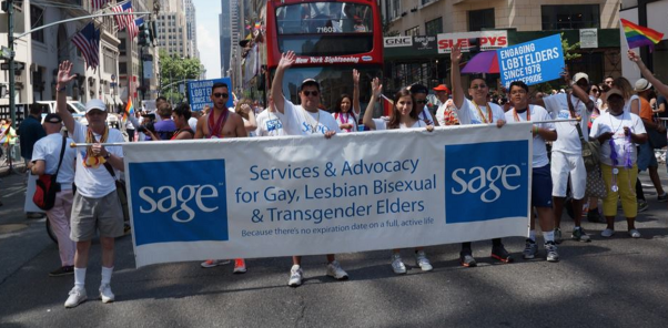 LGBT seniors are often forced back into the closet when they need medical services or enter senior housing.