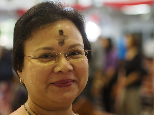 Glitter Ash Wednesday: A Symbol of Inclusion for LGBT Christians
