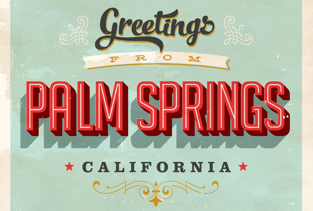How Palm Springs Became One of the Gayest Cities in America