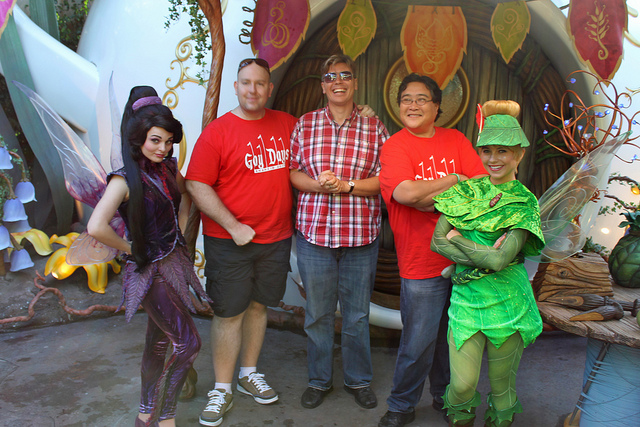 An Introduction to 'Gay Days' at Disneyland
