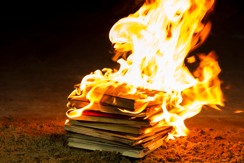Donations Pour In After Man Burns LGBT Books