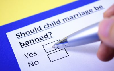 Pennsylvania Becomes Third State to Ban Child Marriage