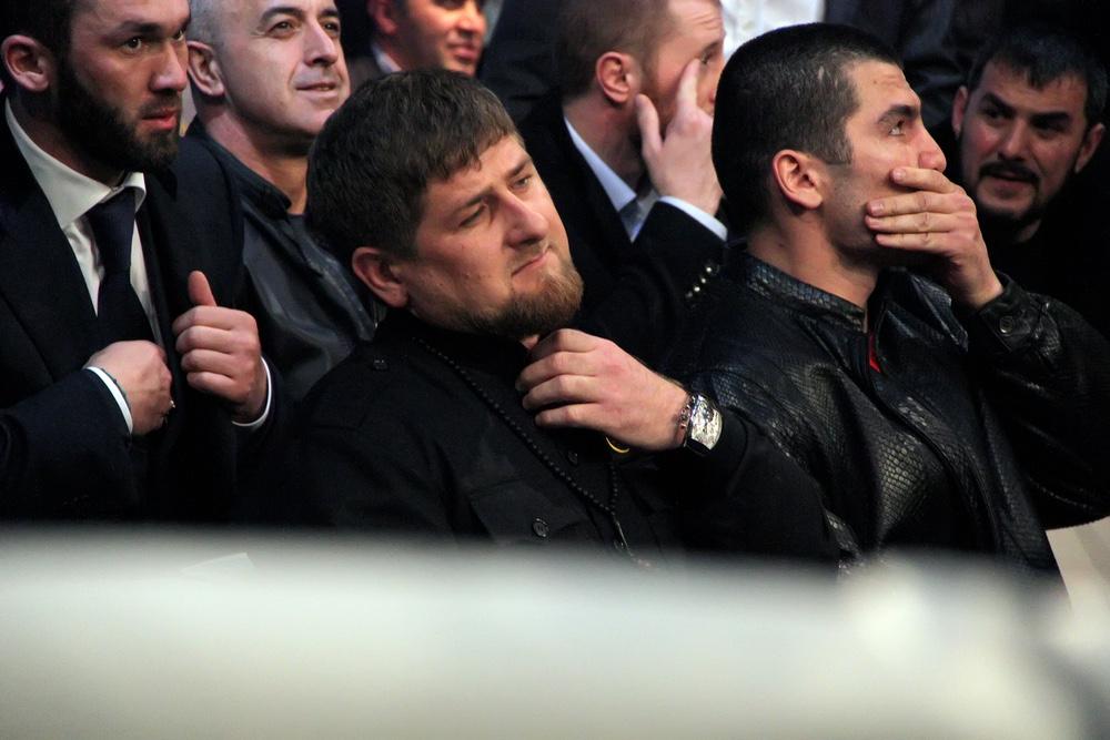 Chechnya leader Ramzan Kadyrov LGBTQ discrimination