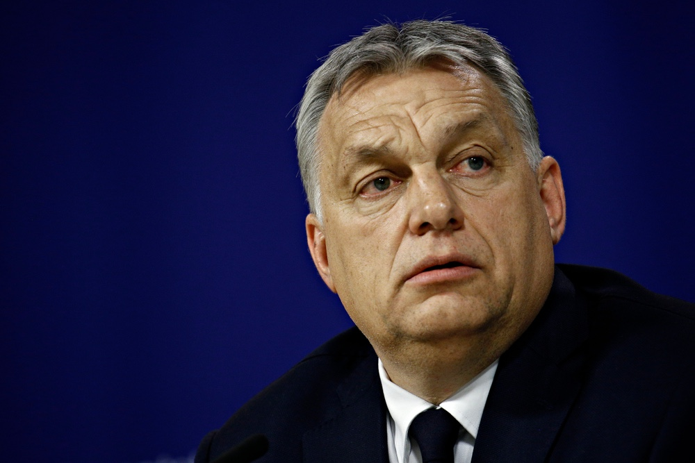 Hungary's Prime Minister Tears up Diverse Children's Book, Calls it 'Filth'